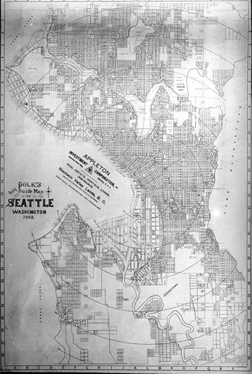 SR520 History  1851  1915 Overview